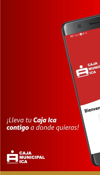 Nueva App Caja Ica