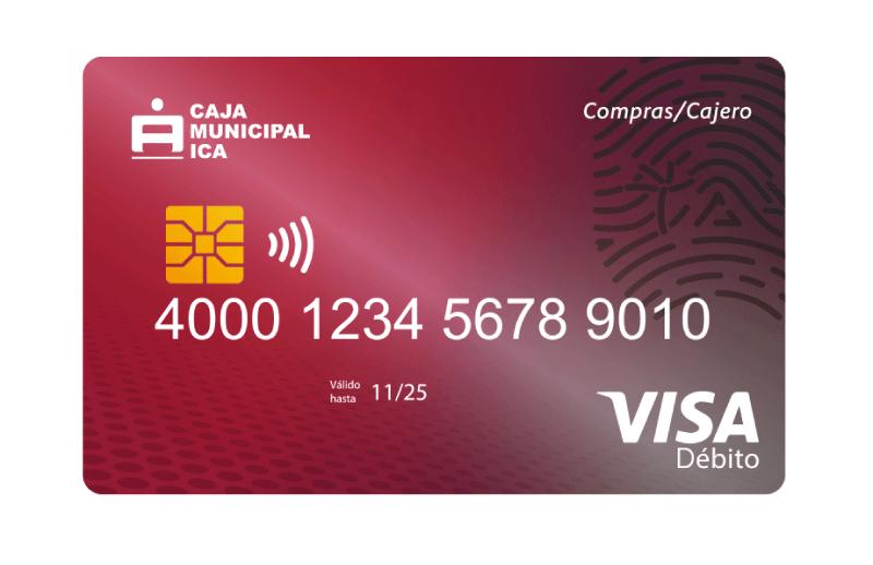 Tarjetazo con nuestra tarjeta débito VISA